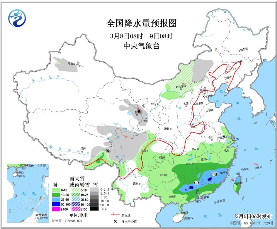 2019年东北降雨情况